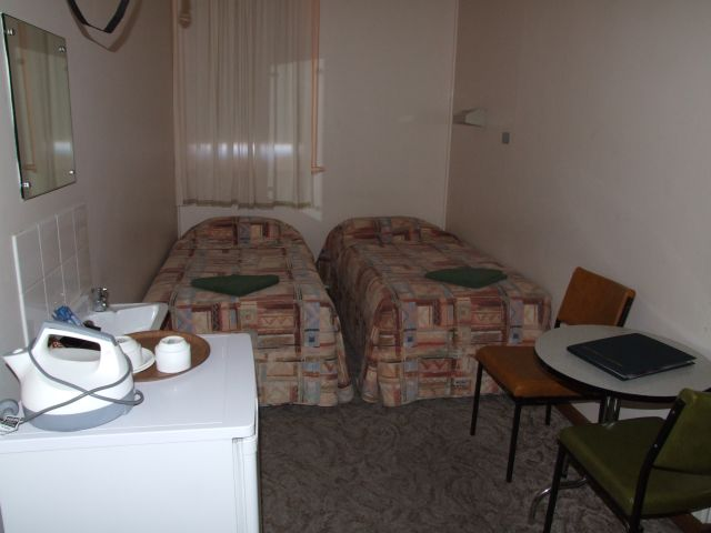 Streaky Bay Hotel Budget Room